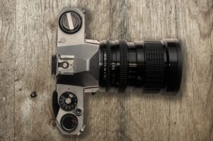 Umstellung auf die digitale Fotografie