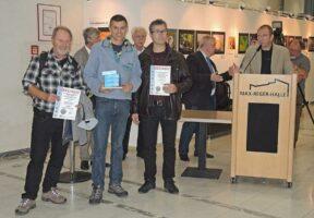 Fotofreunde Nabburg als bester Fotoclub der Oberpfalz beim Foto-Brenner Wettbewerb bei den Fototagen in Weiden